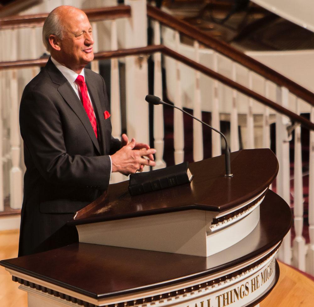 Pastor Jack Trieber Preach the Bible